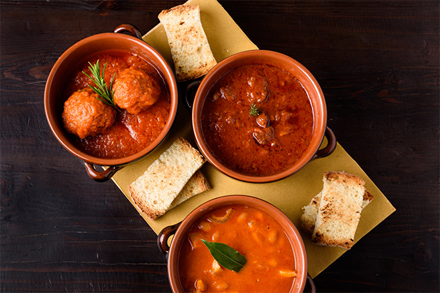 I nostri piatti || La Esse Romagnola