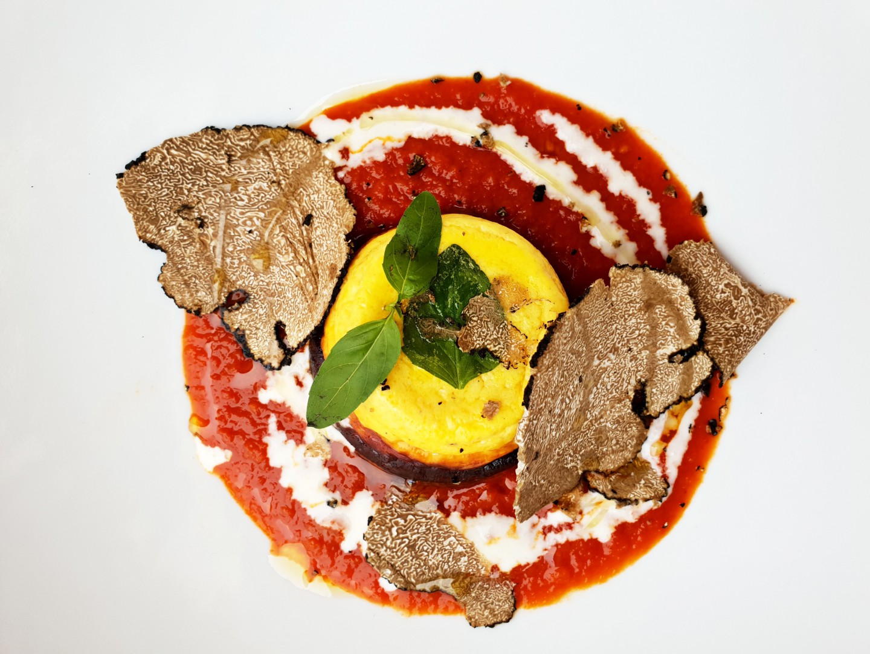 Antipasto gustoso Ristorante La Esse Romagnola Rimini